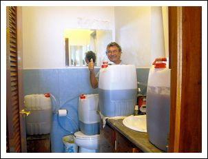 Bathroom Fermenting Room