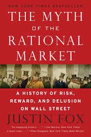 Best Finance books 2019 - Myth of the rational market