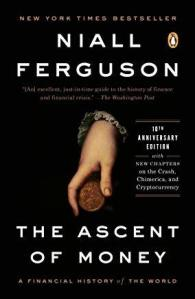 Best Finance books 2019 - The Ascent of Money