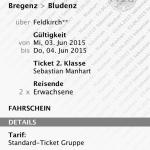 ÖBB-Ticket