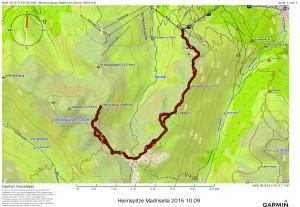 Heimspitze Madrisella 2015 10 09