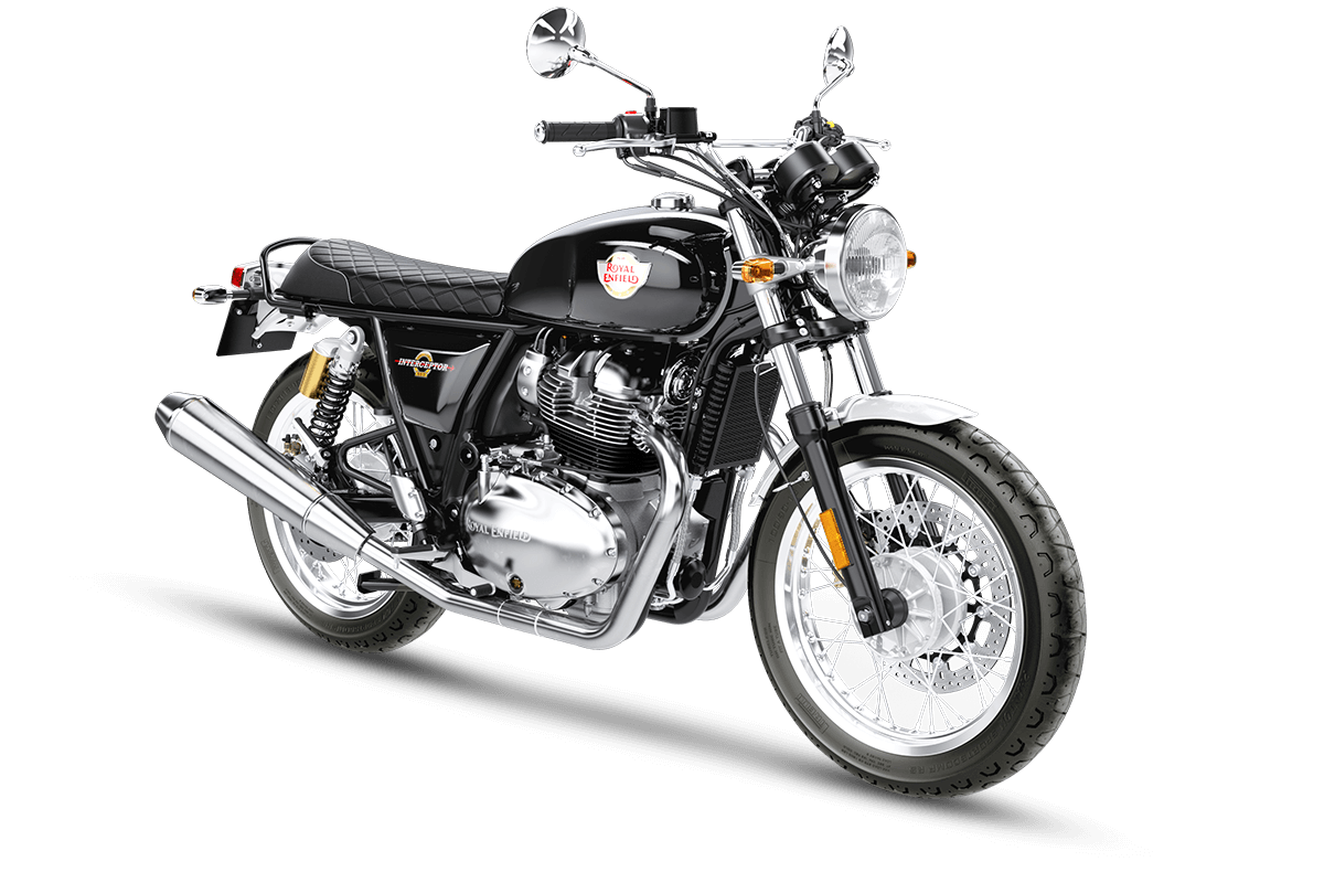 Royal Enfield Interceptor 650 Twin Black
