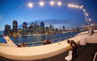 Romantic Waterfront Wedding Sites On The Water NY NJ PA