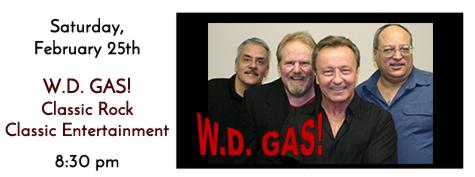 W.D. GAS at Manhattan's