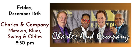 Charles and Company play at Manhattan's Restaurant