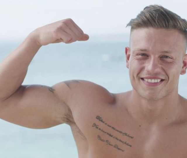 Celebrity Dick Is This Alex Bowen From Love Islands Dick Pic
