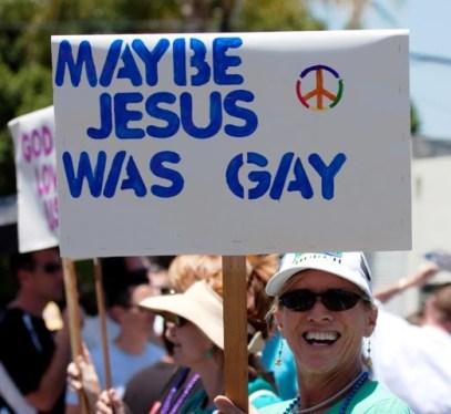 Explotó La Bomba: Cura Anglicano Dice Que Jesús Pudo Ser Gay