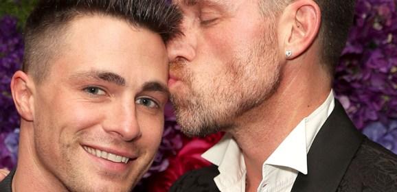 ¡Prometidos! Colton Haynes y Jeff Leatham anuncian su boda en México