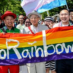 Aceptan el termino LGBT con definición errónea en Japón