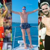Sitio web ofrece fotos de varios jugadores del Mundial sin camisa