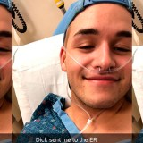 Chico de 19 años termina en urgencias luego de tener sexo oral