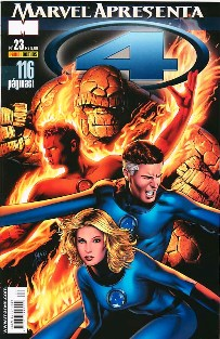 Marvel Apresenta #23