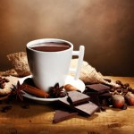 CHOCOLATE QUENTE CREMOSO.