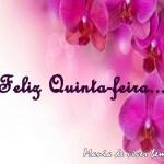 MENSAGEM DE FELIZ QUINTA FEIRA>>