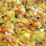 Receita de quiche de camarão: é delicioso e bem fácil de fazer!