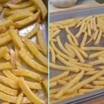 Aprenda uma forma infalível de fazer batata frita crocante e sem óleo