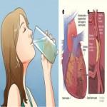Reduza seu risco de câncer, diabetes e pressão alta bebendo água desse jeito! Veja.