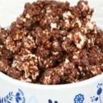 Aprenda a fazer pipoca de chocolate deliciosa!