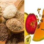 Conheça os alimentos que ajudam a reduzir os triglicerídeos.