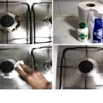 Dica fantástica para eliminar facilmente a gordura do seu fogão