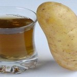 Sumo de batata: opção natural contra úlcera, gastrite, diabetes e outras.