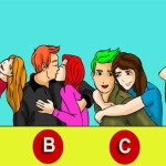 Teste de psicologia: qual tipo de abraço você prefere?