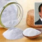 """Câncer é um fungo! E o Bicarbonato de sódio ajuda a curar o câncer"""" diz Oncologista."""