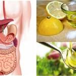 Limpe o fígado com as propriedades do azeite de oliva e limão