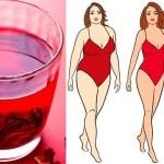 A melhor forma de usar o hibisco para emagrecer e desintoxicar o corpo