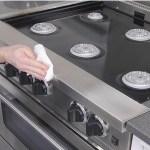 Um truque simples e seu fogão vai ficar limpinho e brilhar como novo!