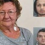 Mulher de 77 anos vai sacar dinheiro no caixa eletrônico quando 3 homens aparecem – mas eles meteram-se com a vovó errada