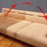 Truque para tirar sujeira ou mancha do sofá e deixá-lo como novo