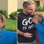 Filho oferece casa aos seus pais que lutaram anos para alimentar a família