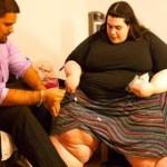 Aos 23 anos, ela pesava 300 quilos. Depois perdeu 181 ao fazer estas três coisas