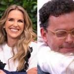 """Fernando Rocha comove fãs ao mandar recado para Mariana Ferrão: """"Aprendemos a falar com o olhar"""""""