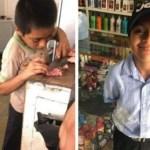 A angustiante história da criança órfã que pediu trabalho num açougue
