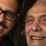 Lúcio Mauro comemora 92 anos com família e dá para sentir o amor só de ver a foto