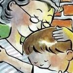 A grande importância dos netos na vida dos avós