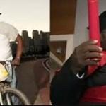 Pedreiro que pedalava 42 km por dia para estudar se forma em direito