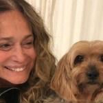 Atriz Suzana Vieira posta foto sem maquiagem e ganha elogios
