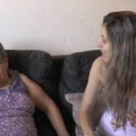 Ex-funcionária adota idosa sem família que vivia num hospital há mais de 50 anos