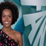 A jornalista Maju Coutinho estreia como apresentadora do 'Fantástico'