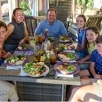 A família ideal não deve ser perfeita, mas deve ser muito unida