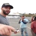 Gusttavo Lima surpreende vendedor, compra todos picolés e ainda dá ingresso para show