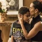 Atriz Taís Araújo revela que 'escolheu' ator para viver seu filho um ano antes de 'Amor de Mãe'