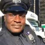 Jacaré do grupo É O Tchan surge de uniforme trabalhando como policial no Canadá