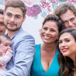 Apresentadora Tatá Werneck posta foto e homenageia os sogros