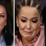 Mãe, das cantoras Maiara e Maraísa, impressiona fãs no programa Domingão do Faustão