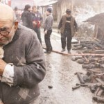 Homem Idoso Perdeu Tudo Num Incêndio, Mas Conseguiu Salvar O Animal De Estimação