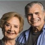 Atriz Glória Menezes faz homenagem ao marido, em rede social